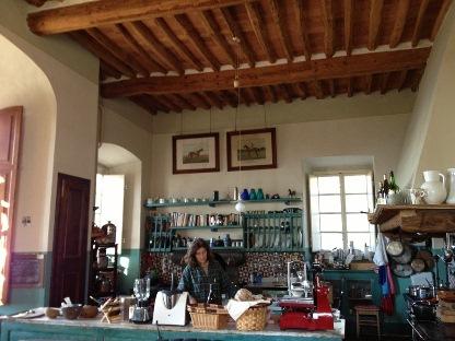 Tuscan Hills kitchen